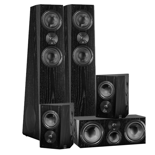 Speaker 3d png. Svs ultra tower surround