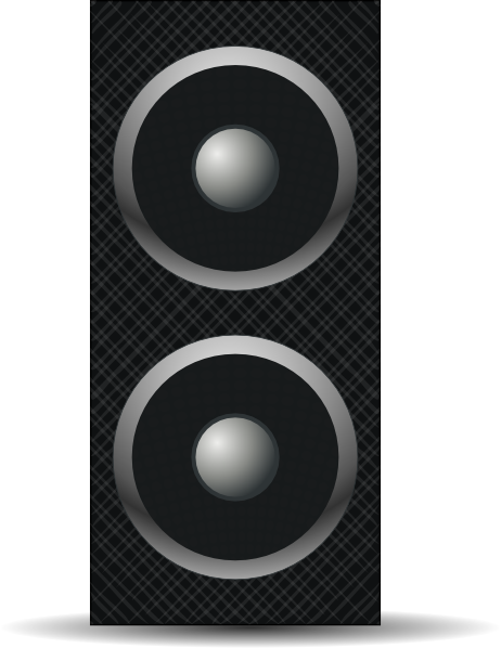 Speaker clipart loudspeaker. Clip art at clker