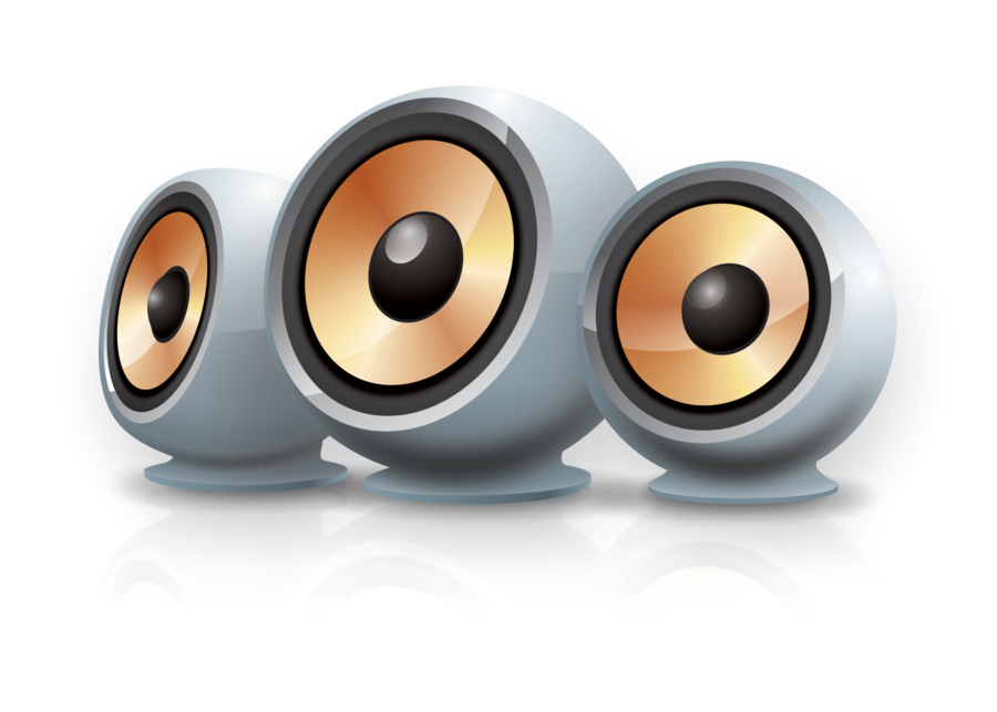 Speakers art png. Icon by bethatron on