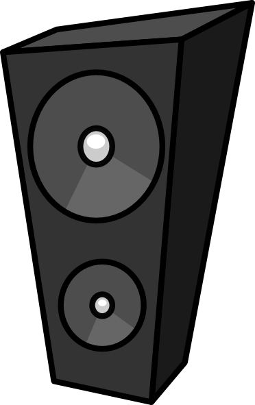 speakers art png