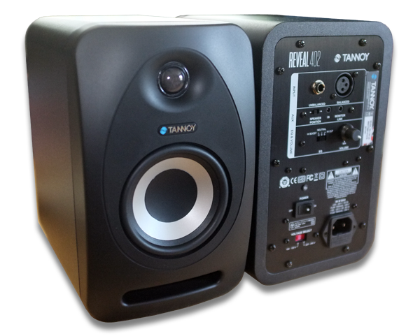 Speakers transparent dancehall. Page audiostream tannoy reveal