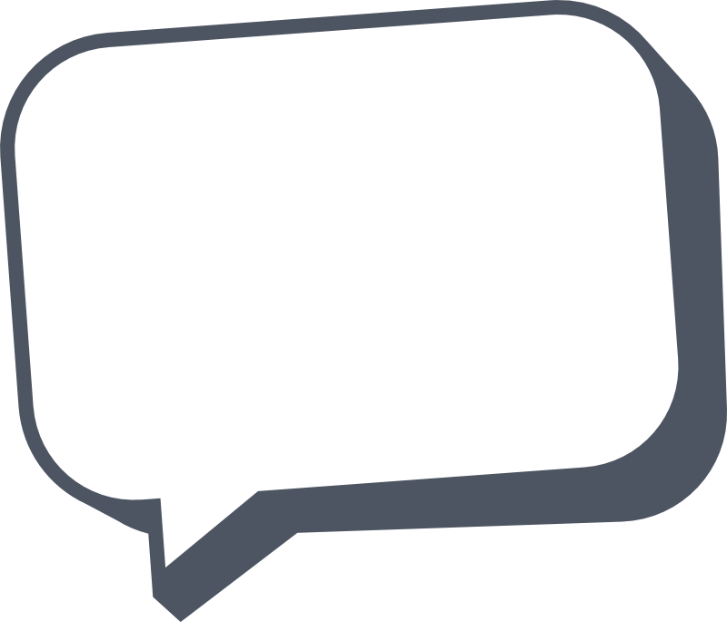 Texting bubble png. Free no talking clipart