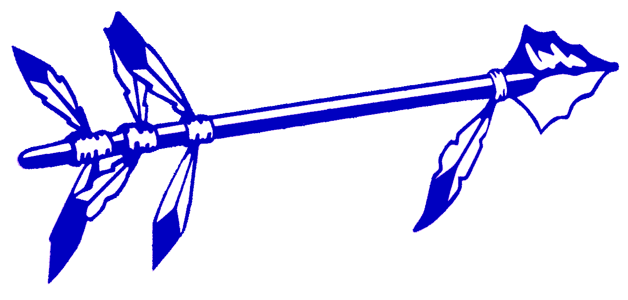Spear clipart blue. Royal cut free images