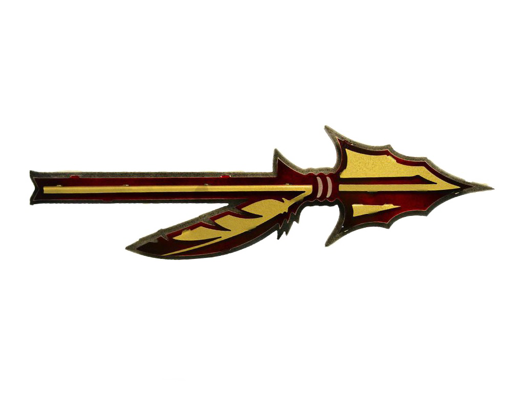 medieval spear png