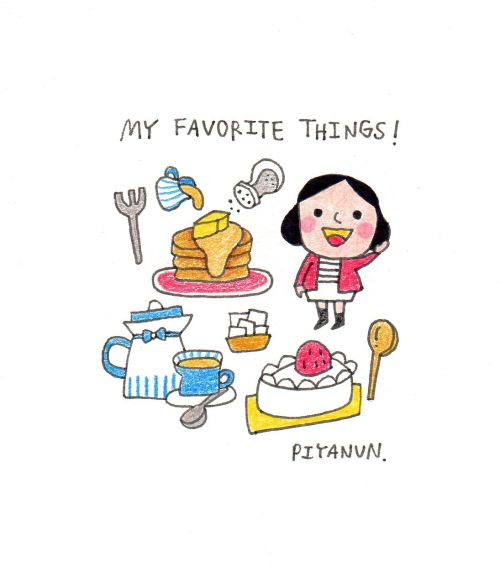 Special clipart favorite thing. The things of three