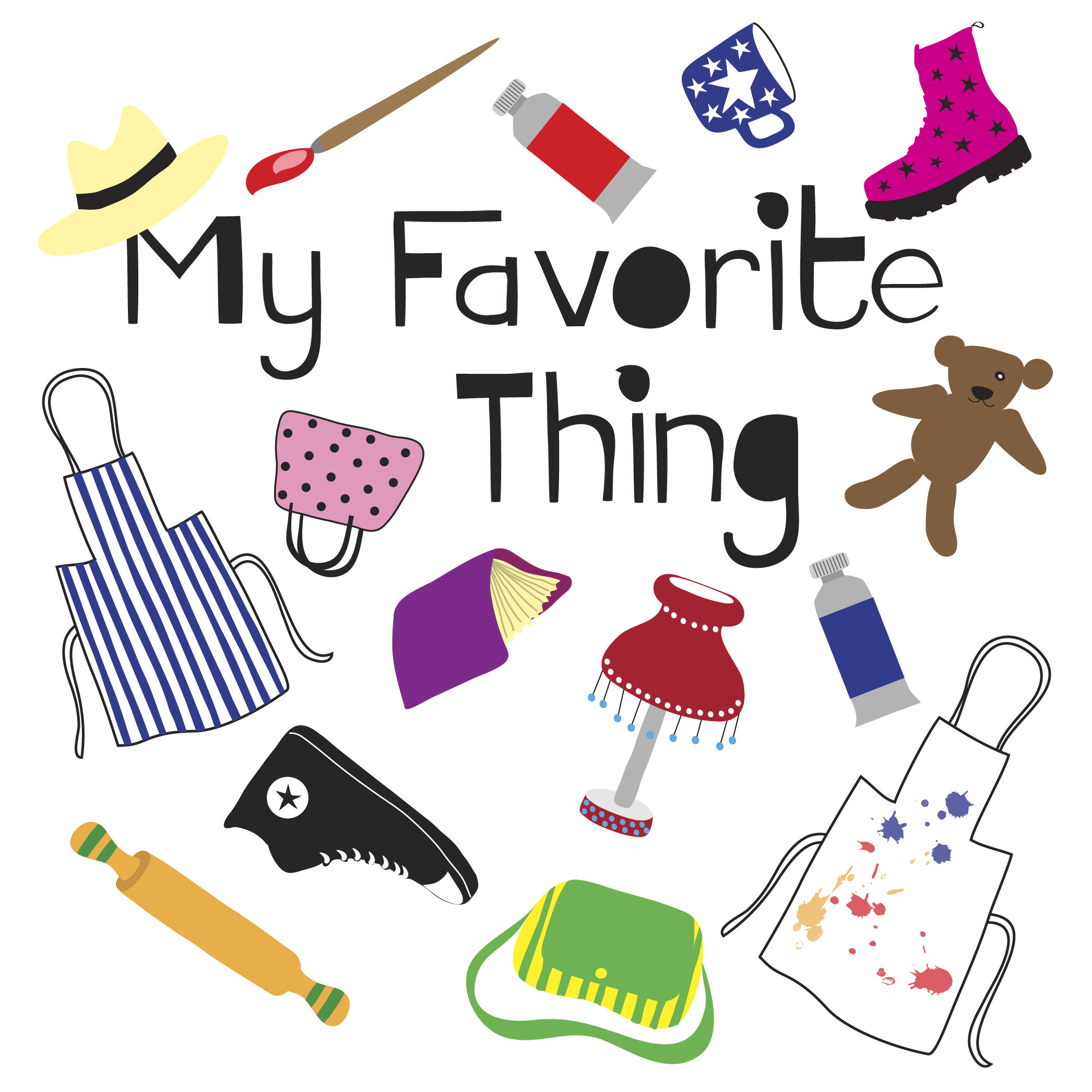 Special clipart favorite thing. Show tale my asl