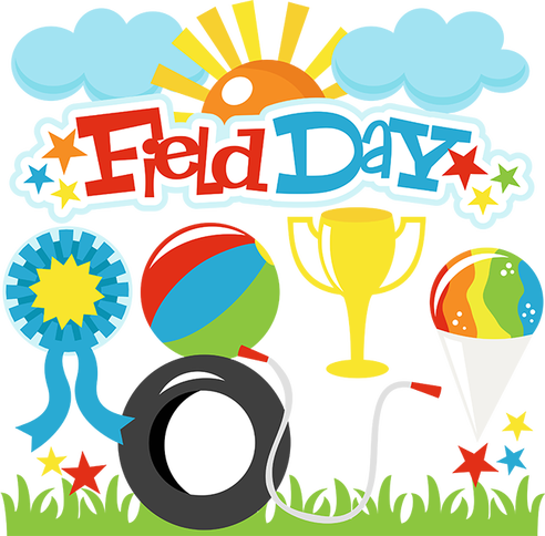 Special clipart field day activity. Is may th friends