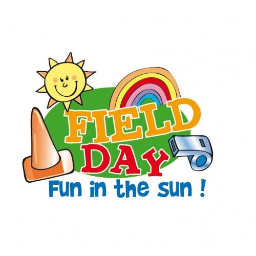 Special clipart field day activity. Fun in the sun