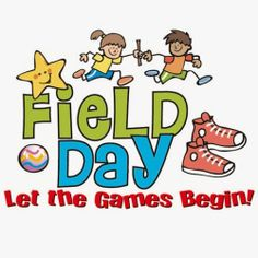 special clipart field day activity