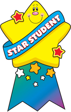 Special clipart student. Rodriguez deana star as