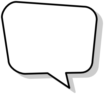 Speech bubble vector png. Free icons and backgrounds