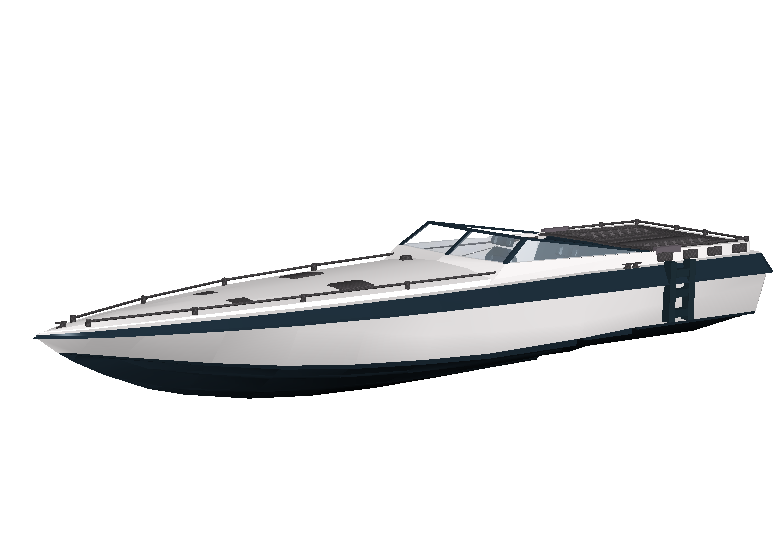 Speed boat png. Image roblox vehicle simulator