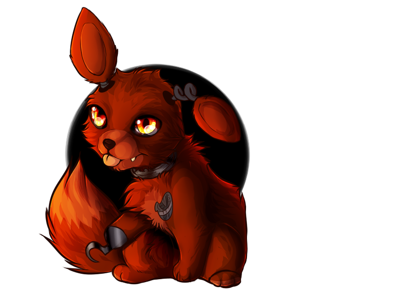 speedpaint drawing fnaf foxy