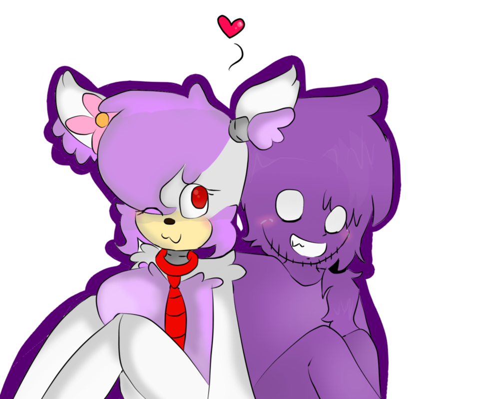 Speedpaint drawing purple guy. And willow x by