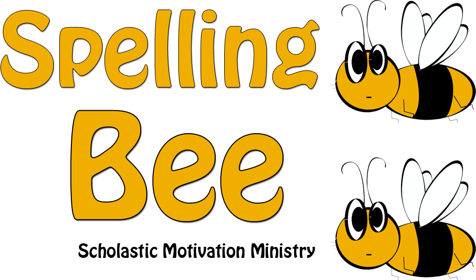 Spelling bee png. Scholastic motivation ministries