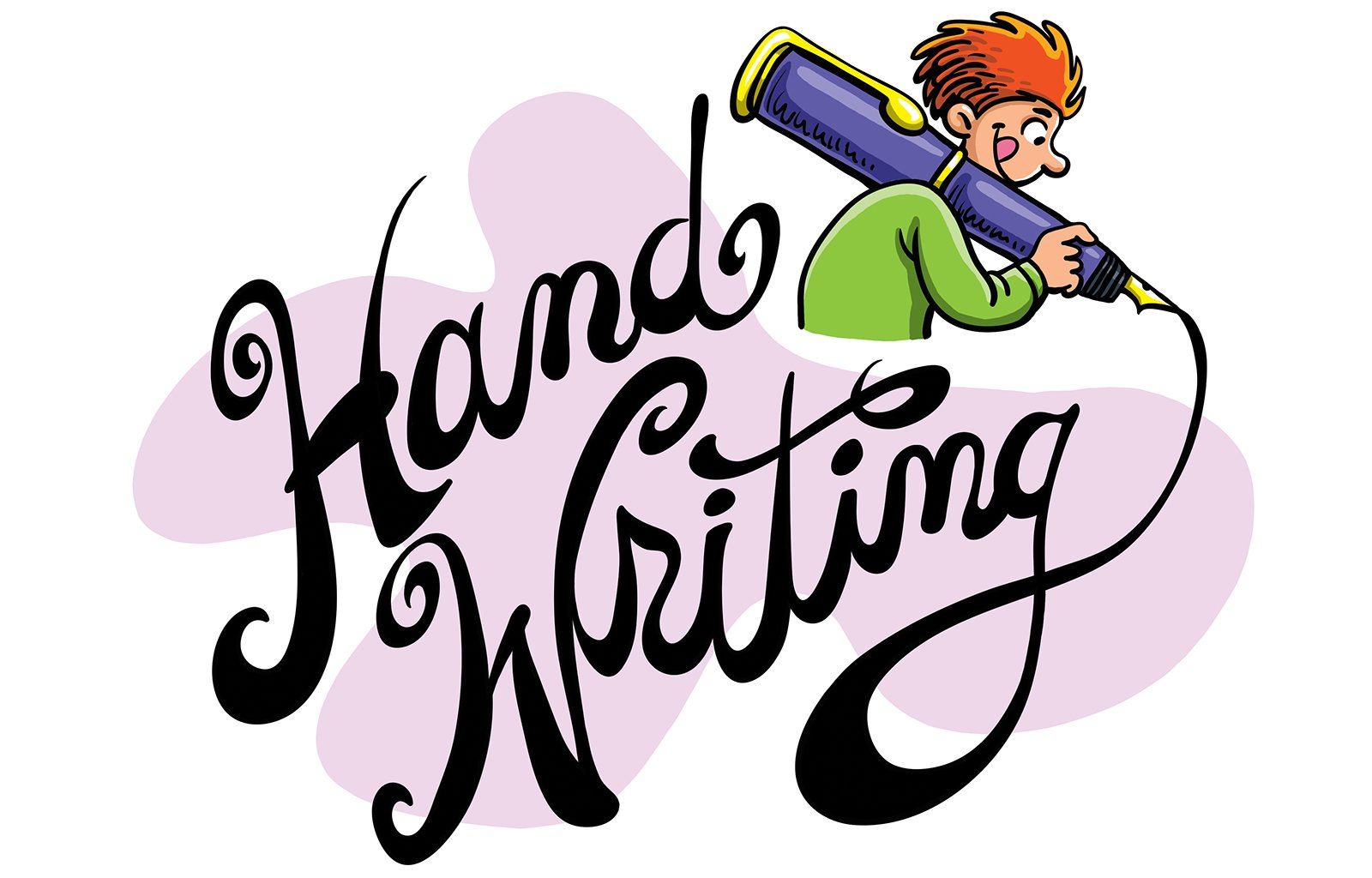 Spelling clipart cursive. Kindergarten handwriting tagged mcruffy