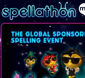 Spelling clipart spellathon. Global and free online