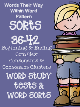 Spelling clipart word study. Words their way sorts