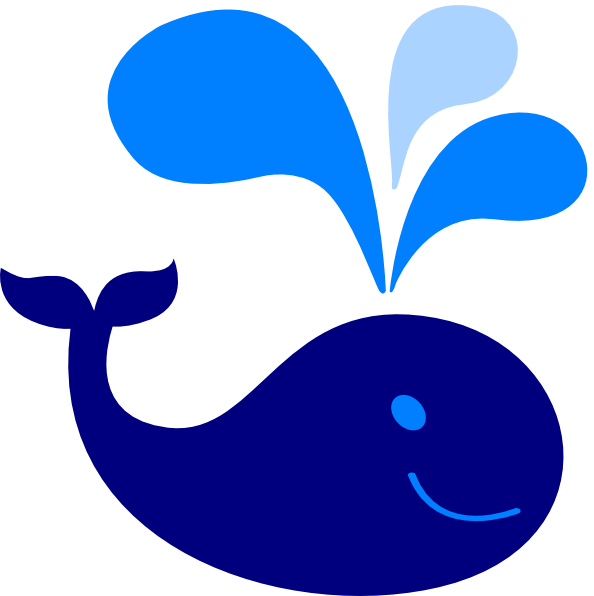 Transparent whale baby shower. Sperm clipart at getdrawings