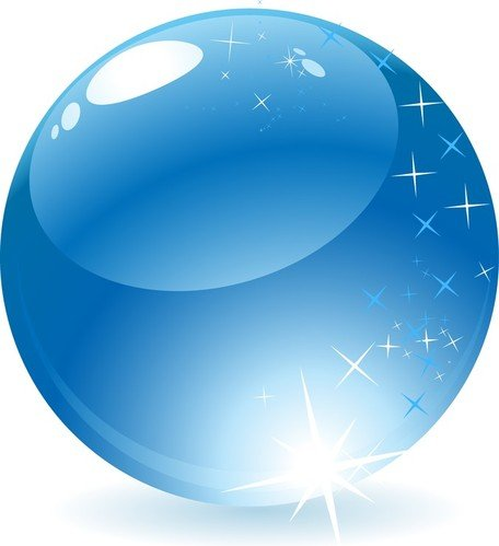 Sphere clipart. Free crystal and vector