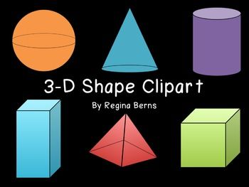 Sphere clipart cylinder shape. Free geometric cube and