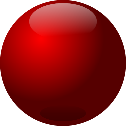 Sphere clipart red. I royalty free public