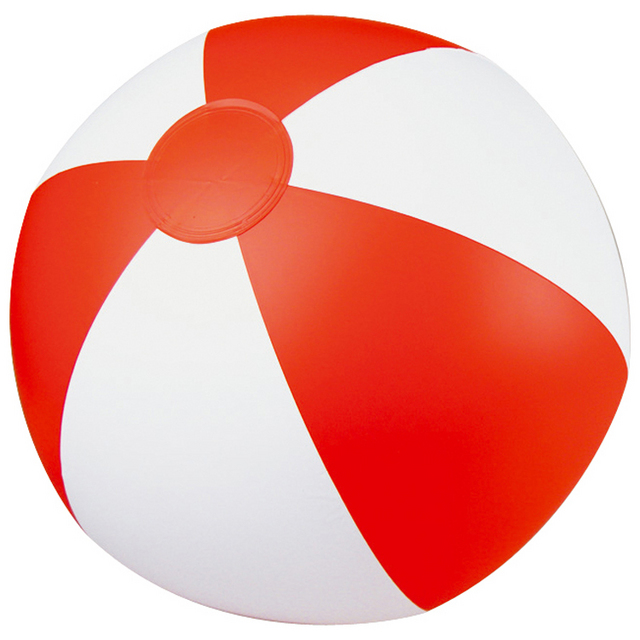 Sphere clipart red. Beach ball at getdrawings