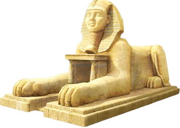 Pharaoh vector sphinx head. Png transparent images pluspng