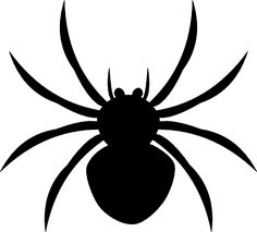 Spider clipart. Free spiders images graphics