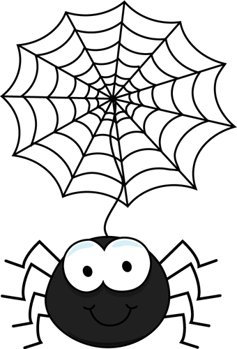 Spider clipart arana. Clementina ara a appointed