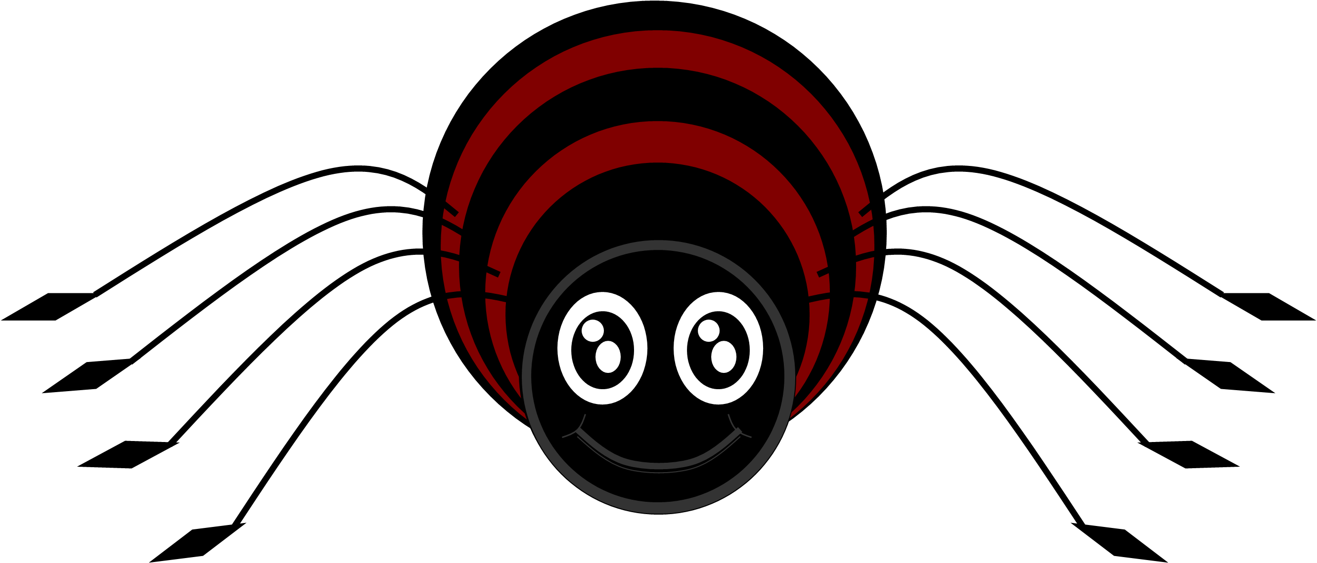Spiders clipart cartoon. Spider free images at