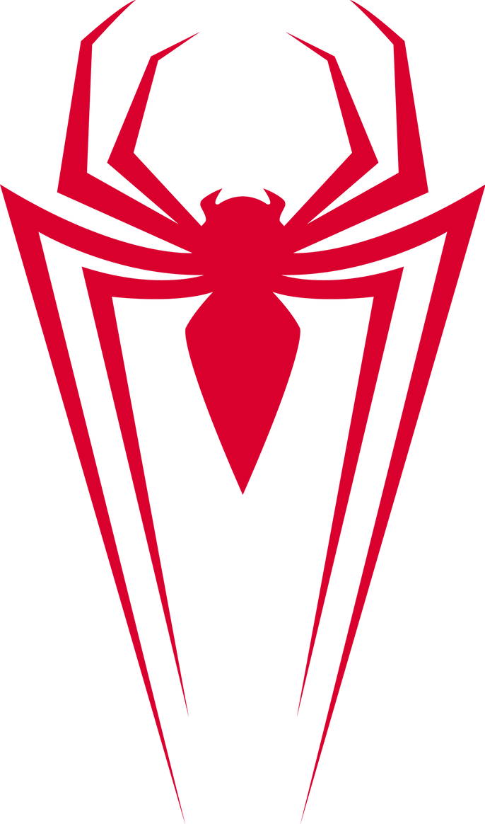 Spider man symbol png. Modern by redknightz on