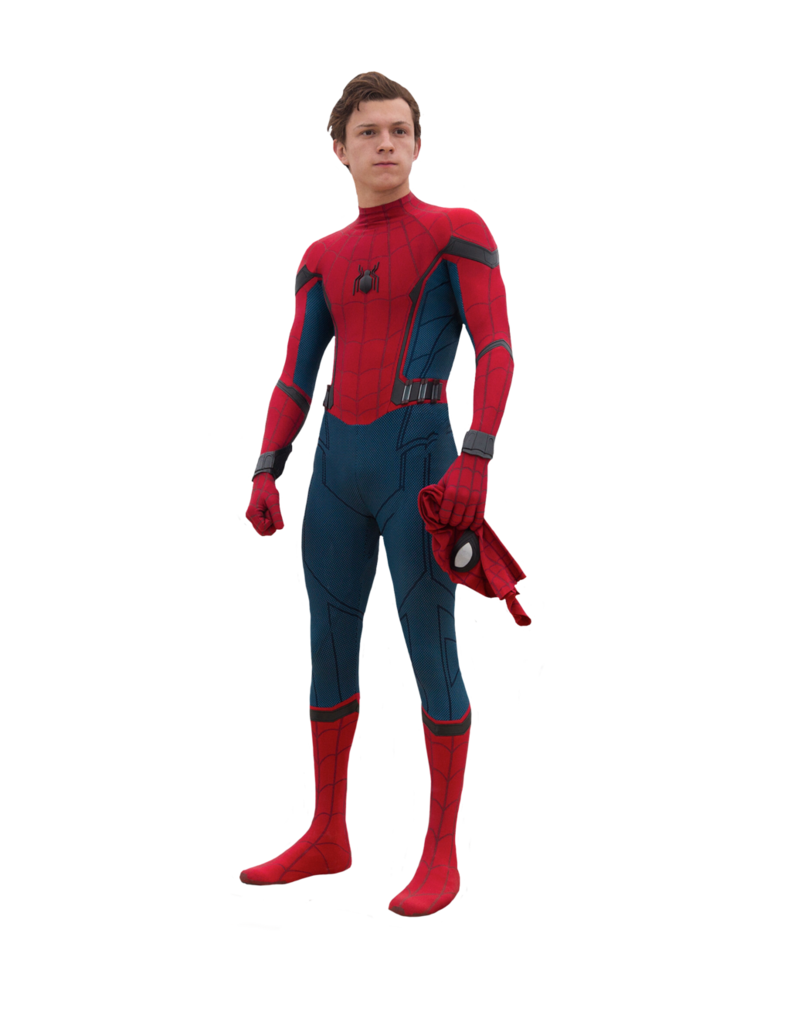 Spider man homecoming png. Peter parker by anna