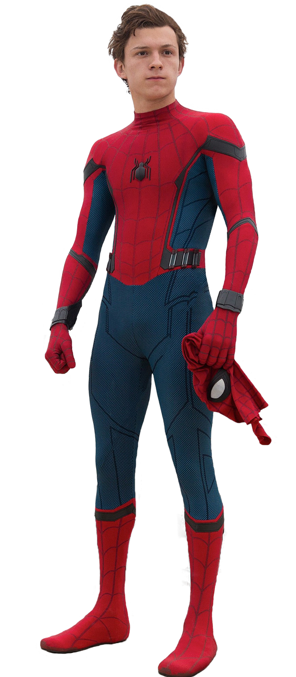 Spiderman homecoming png. Spider man by hollandftmendes
