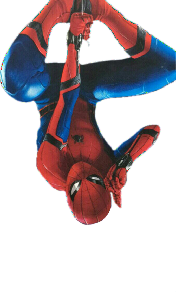 Spiderman homecoming png. Spider man by showtimeeditz