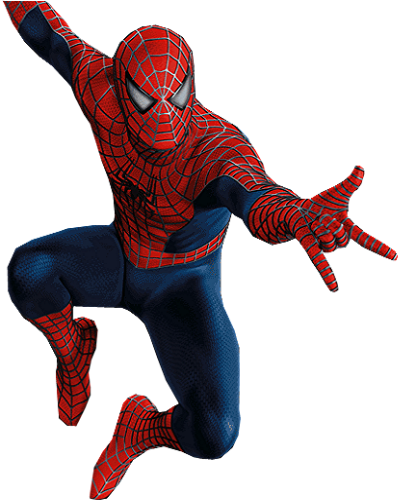Spider man movie png. Image peter parker earth