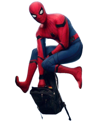 Spider man png. Homecoming by sidewinder on