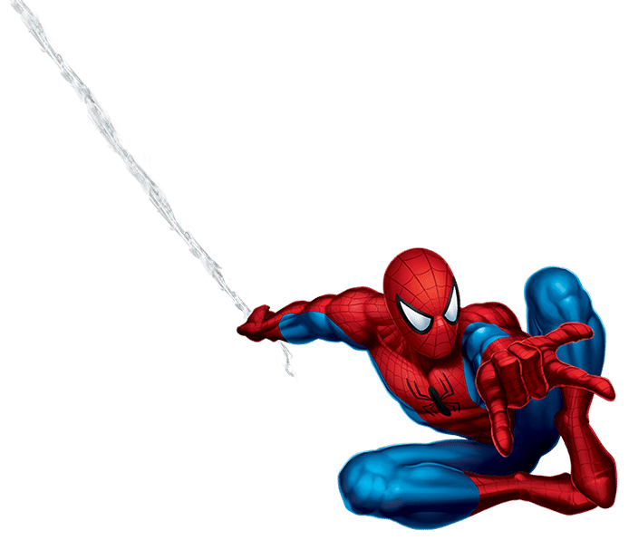 Spiderman web png. Spider man shooter games