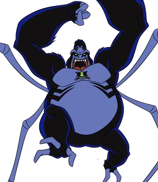 Spider monkey png. Image ultimate spidermonkey ben