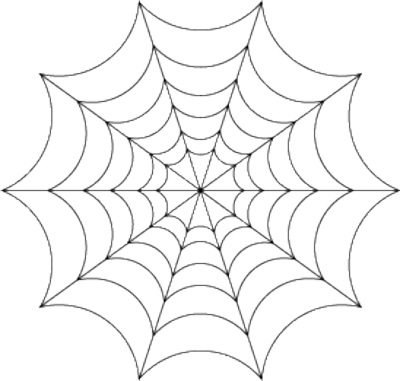 Spider web transparent png. Pictures free icons and