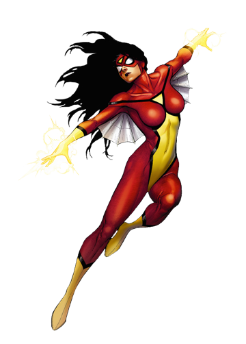 Spider woman png. Image marvel xp avengers