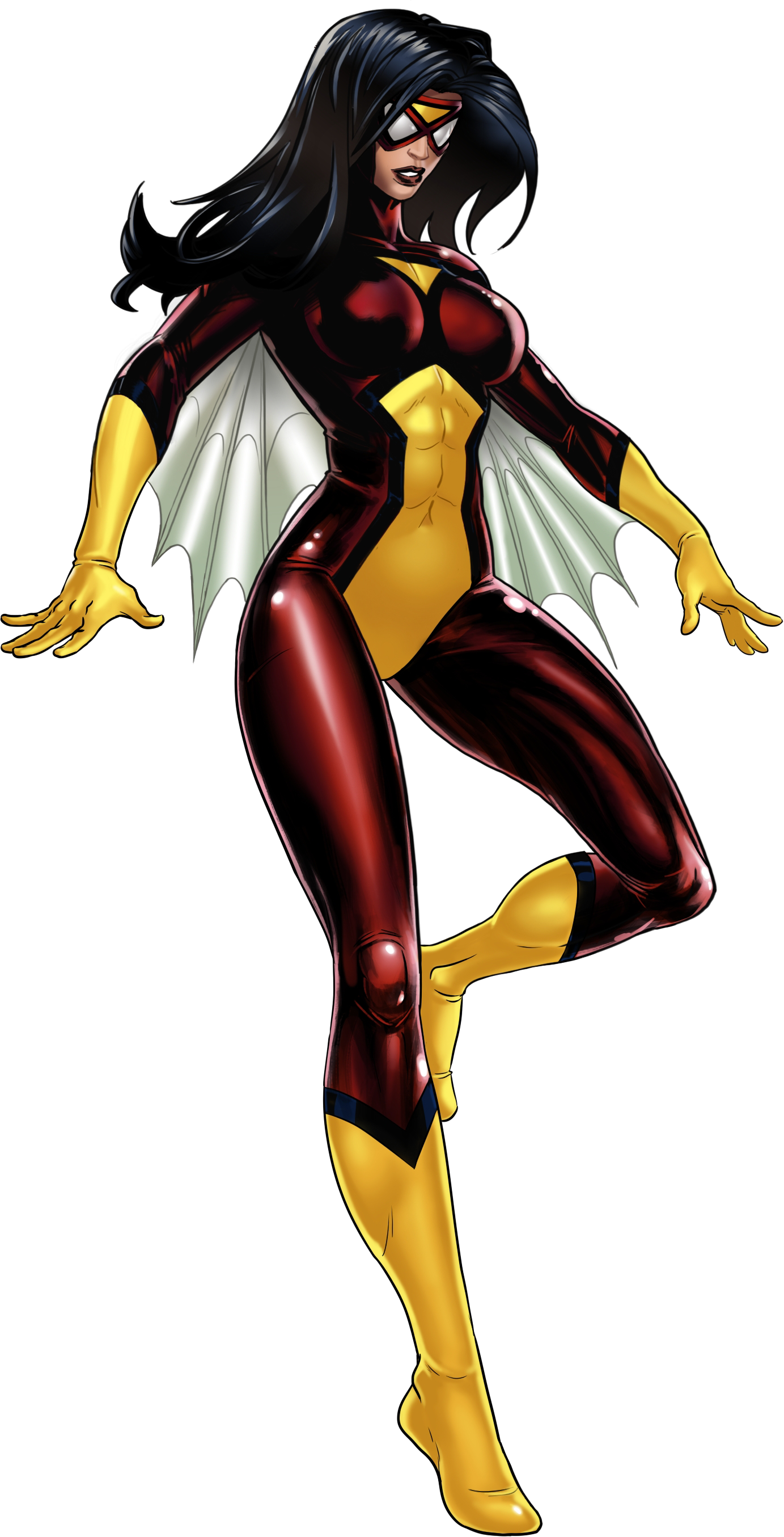 Spider woman png. Image jessica drew death