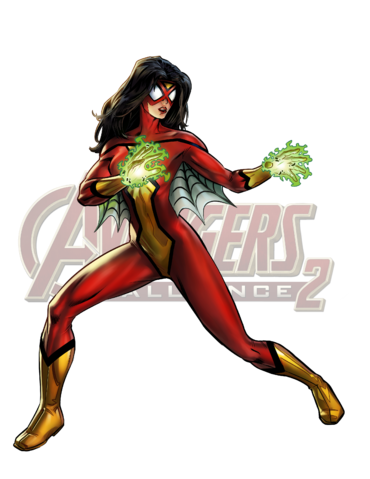 Spider woman png. Image icon marvel avengers