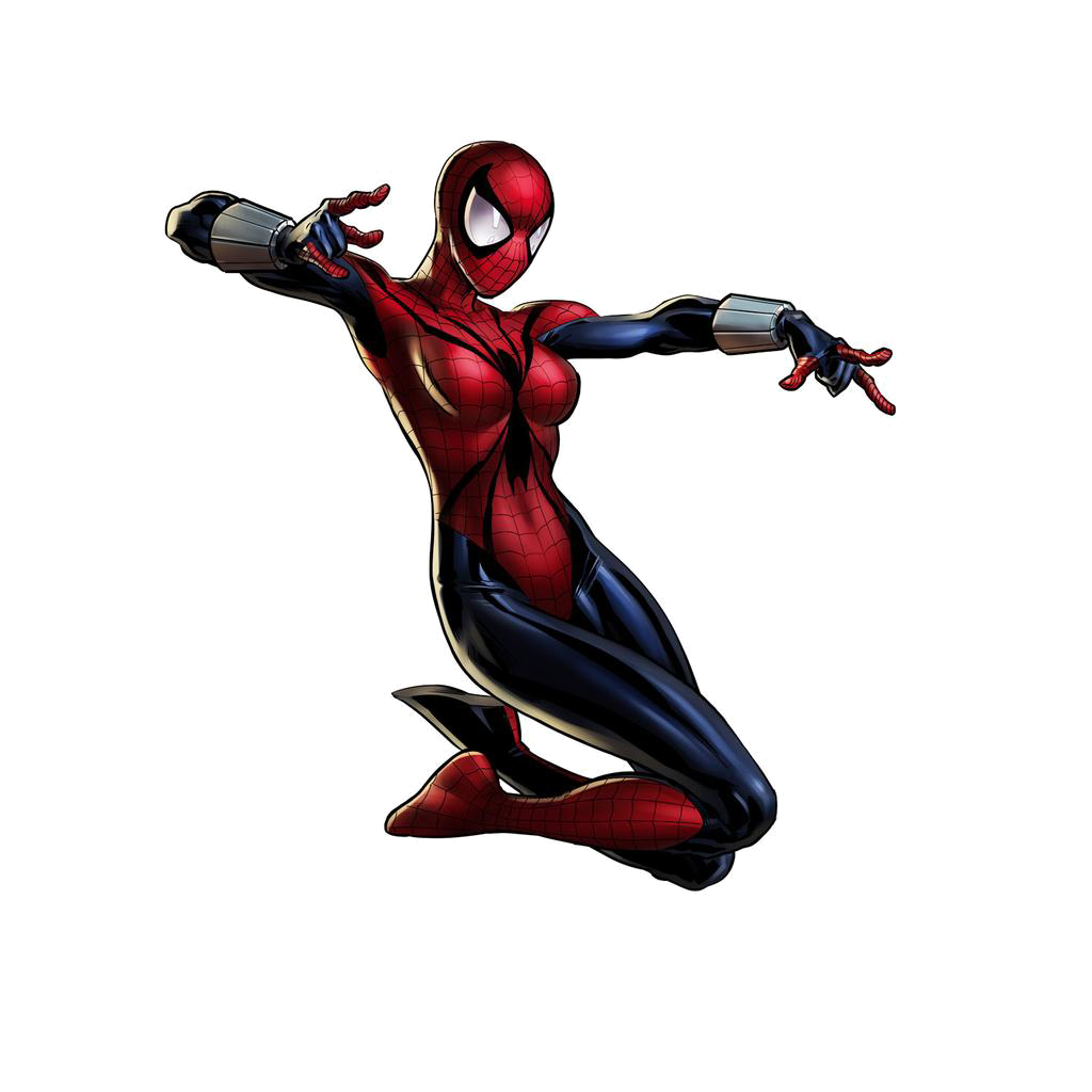 Spider-gwen png avengers alliance. Image amazing spider woman