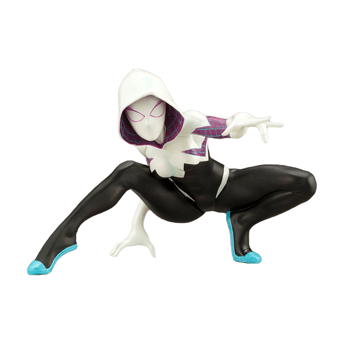Marvel now series artfx. Spider gwen png clip library download