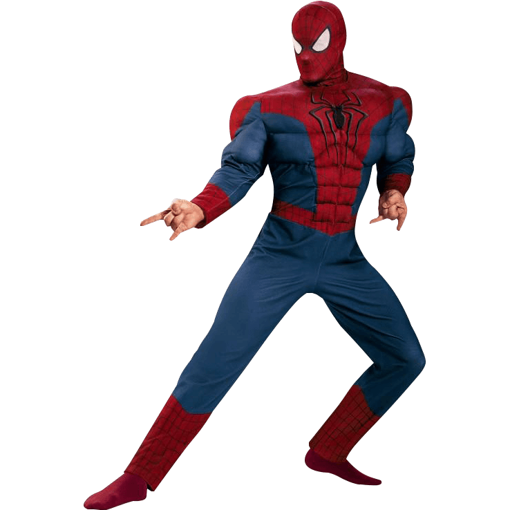 Adult deluxe amazing man. Spider-gwen png spider costume clipart royalty free download
