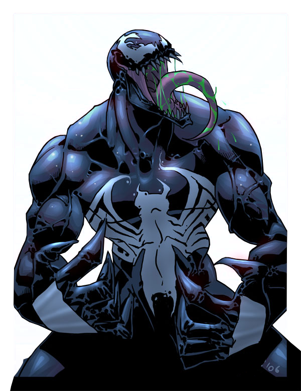 venom png spiderman3