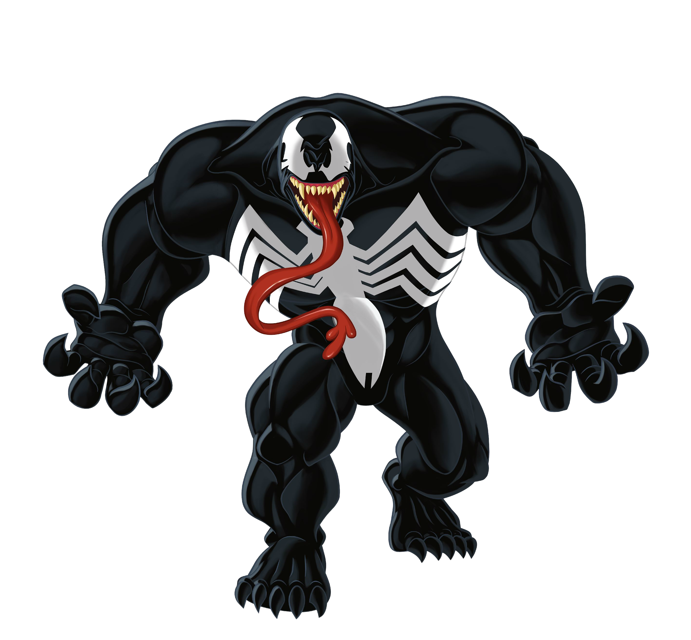 Spiderman 3 venom png. Image ultimate spider man