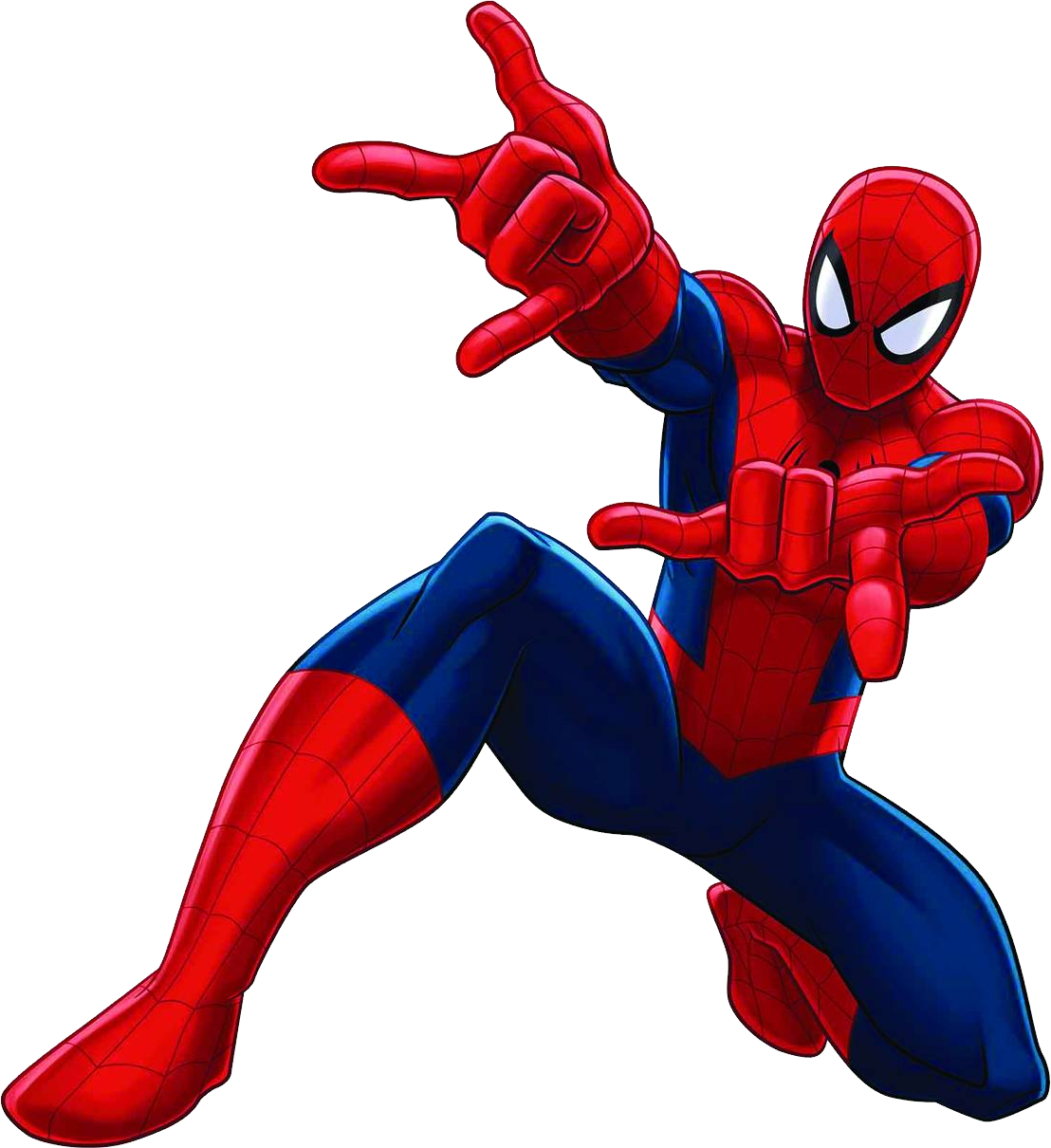 Transparent comic spiderman. Png images free download