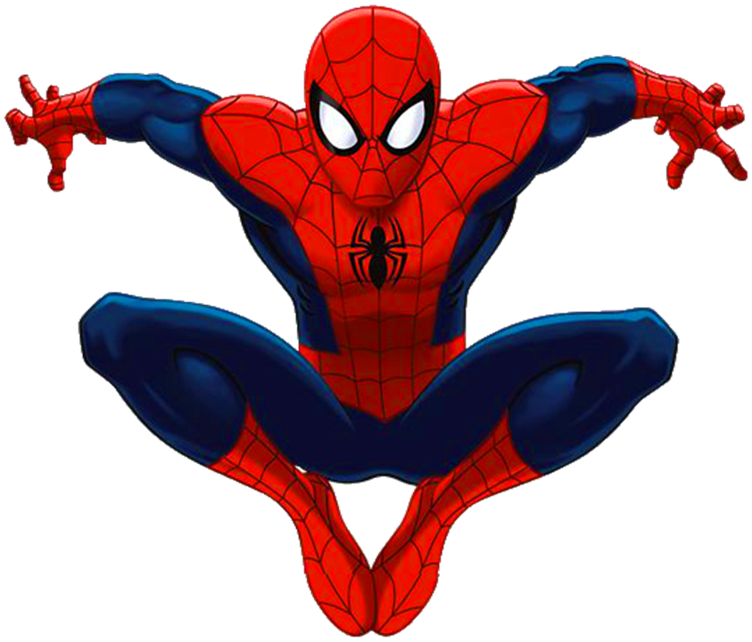 Ultimate spiderman png. Spider man cartoon image